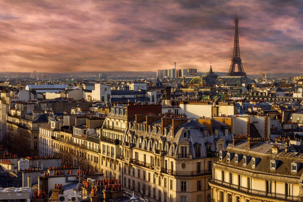 L'investissement dans la capitale française ne semble plus aussi attractive qu'auparavant