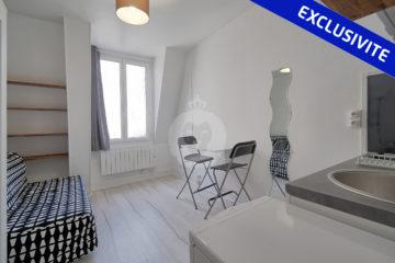 location d'un studio meublé à paris 5 proche gare d'Austerlitz par king immobilier