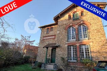 maison louée en fevrier 2021 par king immobilier les muriers
