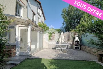 appartement 2 pièces avec jardin vendu à Champigny par King immobilier Les Muriers