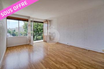 Offre acceptée sur cet appartement 3 pièce à la vente dans le quartier des muriers