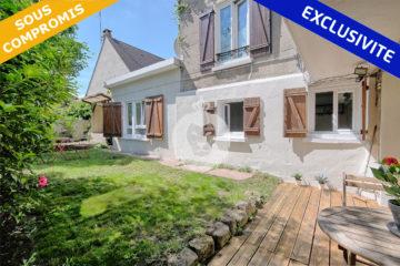 appartement T2 avec jardin dans la ville de Le Perreux sur Marne