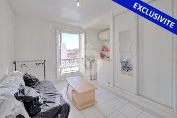 Studio a vendre Paris 11 par King immobilier Les Muriers